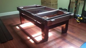 Correctly performing pool table installations, Mankato Minnesota