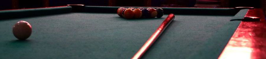 Mankato pool table assembly featured